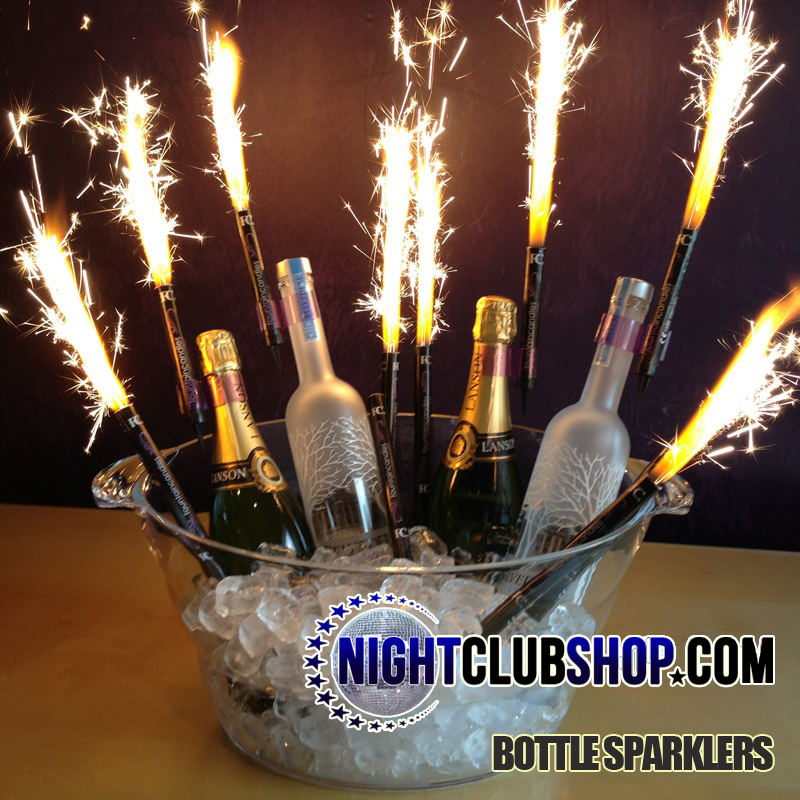 bottle service sparklers near me