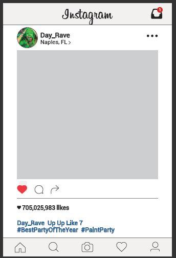 instagram-photo-board-frame