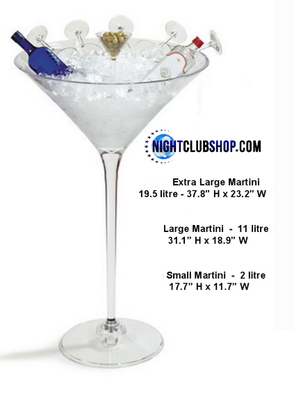 Huge Drink Cups Martini Cup Wine Glass Nightclubshopcom